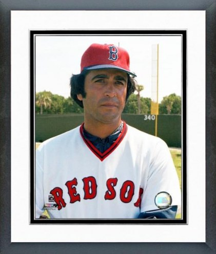 Boston Red Sox Mike Torrez Pose Framed Photo