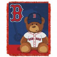 Boston Red Sox MLB Baby Blanket