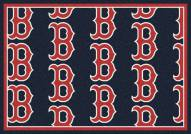 Boston Red Sox MLB Repeat Area Rug