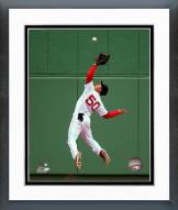 Boston Red Sox Mookie Betts Action Framed Photo