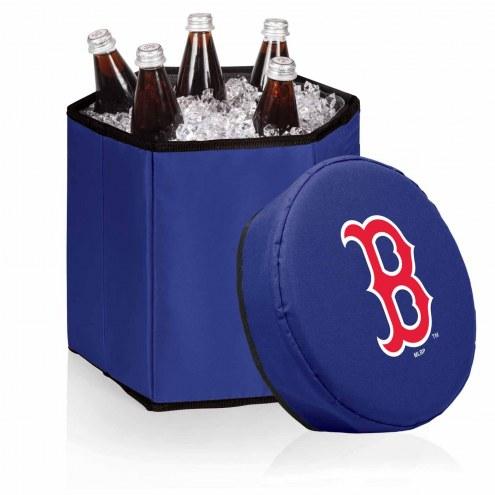 Boston Red Sox Navy Bongo Cooler