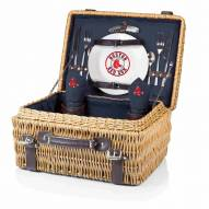 Boston Red Sox Navy Champion Picnic Basket