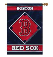 """Boston Red Sox 28"""" x 40"""" Banner"""