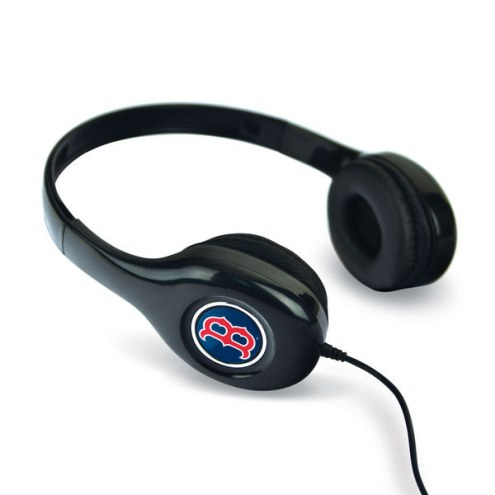 Boston Red Sox Over the Ear Headphones