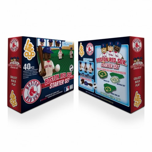 Boston Red Sox OYO MLB Practice Field Set