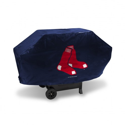 Boston Red Sox Padded Grill Cover