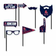 Boston Red Sox Party Props Selfie Kit
