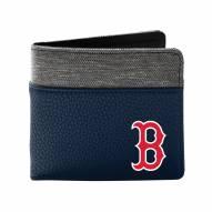 Boston Red Sox Pebble Bi-Fold Wallet
