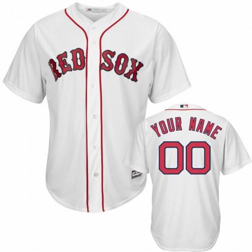 Boston Red Sox Personalized Replica Home Baseball Jersey
