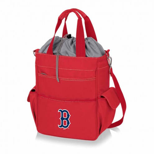 Boston Red Sox Red Activo Cooler Tote