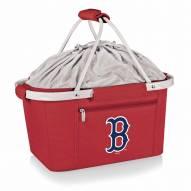 Boston Red Sox Red Metro Picnic Basket