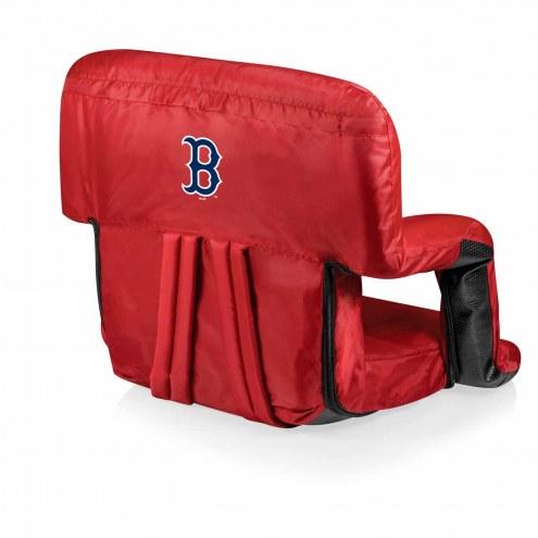 Boston Red Sox Red Ventura Portable Outdoor Recliner