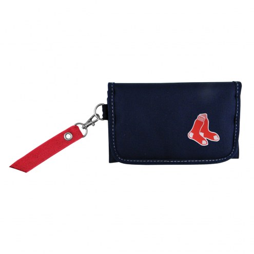 Boston Red Sox Ribbon Organizer Wallet