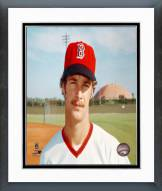 Boston Red Sox Rick Burleson posed Framed Photo
