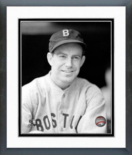 Boston Red Sox Rick Ferrell Posed Framed Photo