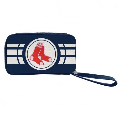 Boston Red Sox Ripple Zip Wallet