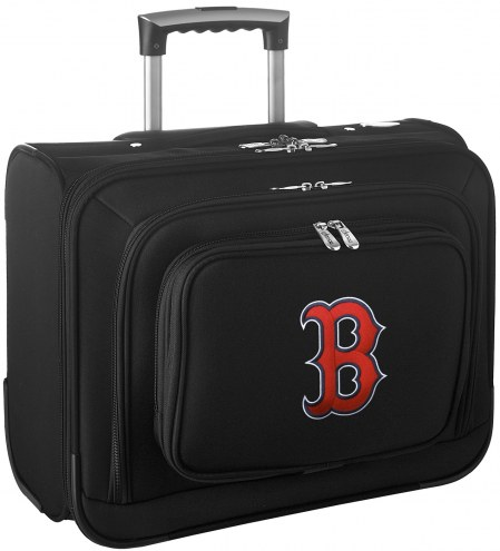 Boston Red Sox Rolling Laptop Overnighter Bag