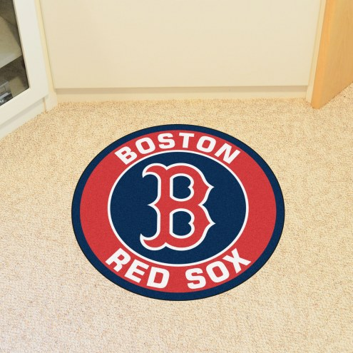 Boston Red Sox Rounded Mat