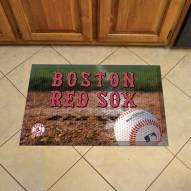 Boston Red Sox Scraper Door Mat