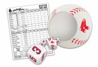 Boston Red Sox Shake N' Score Travel Dice Game