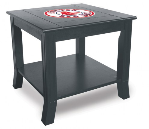 Boston Red Sox Side Table