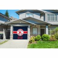 Boston Red Sox Single Garage Door Cover