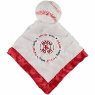 Boston Red Sox Snuggle Bear