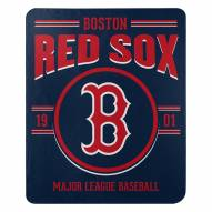 Boston Red Sox Southpaw Fleece Blanket