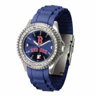 Boston Red Sox Sparkle Women's Watch