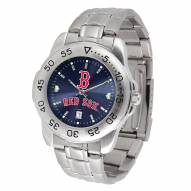 Boston Red Sox Sport Steel AnoChrome Men's Watch