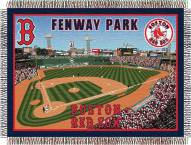 Boston Red Sox Stadium Throw Blanket