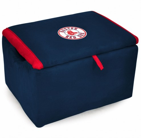 Boston Red Sox Storage Bench