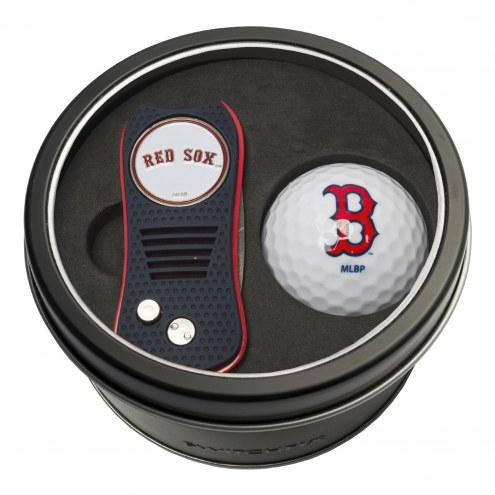 Boston Red Sox Switchfix Golf Divot Tool & Ball