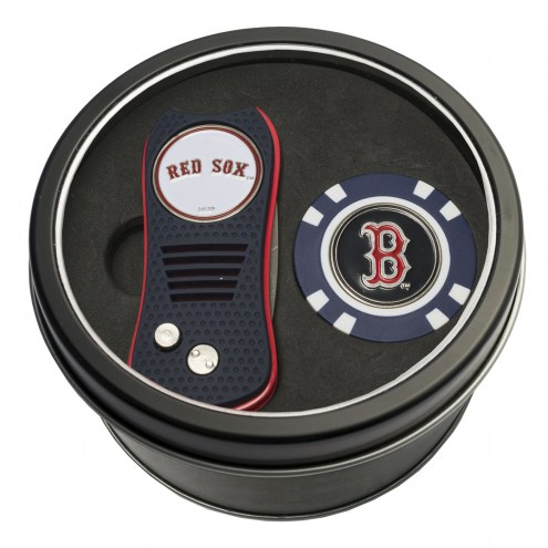 Boston Red Sox Switchfix Golf Divot Tool & Chip