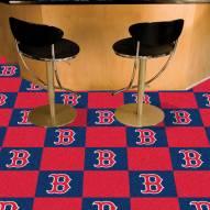Boston Red Sox Team Carpet Tiles