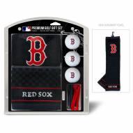Boston Red Sox Golf Gift Set