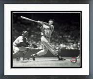 Boston Red Sox Ted Williams Batting Framed Photo
