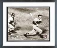 Boston Red Sox Ted Williams Looking up Framed Photo