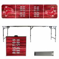 Boston Red Sox Victory Folding Tailgate Table