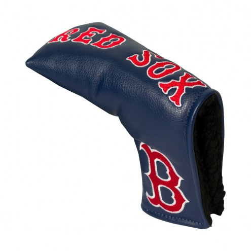 Boston Red Sox Vintage Golf Blade Putter Cover