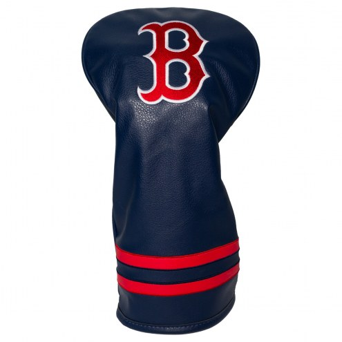 Boston Red Sox Vintage Golf Driver Headcover