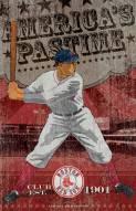 Boston Red Sox Vintage Wall Art