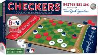 Boston Red Sox vs New York Yankees Checkers