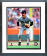 Boston Red Sox Wade Boggs 1982 Action Framed Photo
