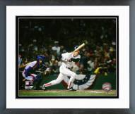 Boston Red Sox Wade Boggs 1986 Framed Photo