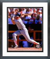 Boston Red Sox Wade Boggs 1989 Action Framed Photo