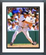 Boston Red Sox Wade Boggs 1992 Action Framed Photo