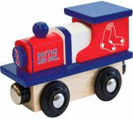 Boston Red Sox Wood Toy Train