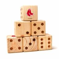 Boston Red Sox Yard Dice