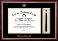 Boston Terriers Diploma Frame & Tassel Box